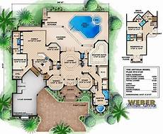 mediterranean house plans with pool mediterranean house plans luxury mediterranean style home