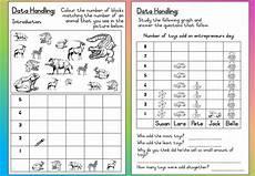 mathematics grade 3 data handling worksheet teacha