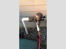 sprinkler system blow out problem   DoItYourself.com