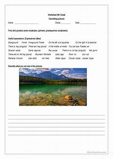 describing places worksheets printables 15977 describing places worksheet free esl printable worksheets made by teachers