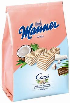 coconut wafers manner manner wafers onlinefromaustria