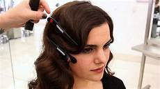 1920s inspired faux bob updo hairstyle tutorial youtube