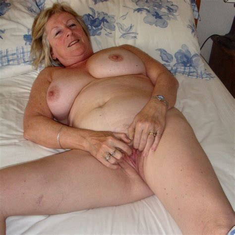 Old Woman Fingered