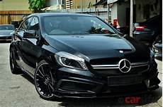 Mercedes A45 Amg Sport Pack For Sale In Klang Valley