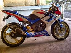 Modifikasi Cbr 150 by Kumpulan Modifikasi Motor Cbr 150 Terbaru Modifikasi