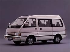nissan vanette 1985 1986 1987 1988 1989 минивэн 3 ряда сидений 2 поколение c22