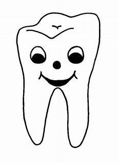 Malvorlage Mit Gesicht Zahn Mit Gesicht Ausmalbild Malvorlage Gemischt