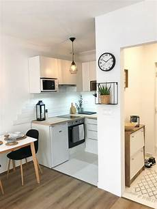 small studio kitchen ideas a small studio apartment done in white and touches of