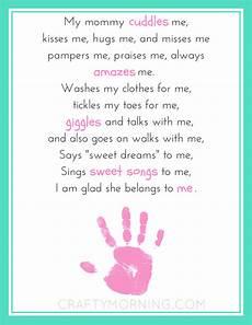 belongs to me printable poem mothers day poems