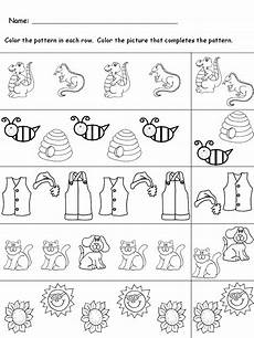 patterns worksheets for nursery 181 kindergarten worksheets october 2015