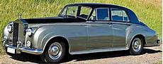 Rolls Royce Silver Cloud I Voiture Routi 232 Re 1955