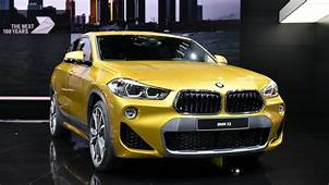2018 BMW X2 Priced From $39395