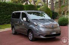 nissan s e nv200 is now in the presence of royalty