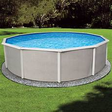 Blue Wave Belize 48 Quot Steel Wall Above Ground Pool Package