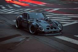 Khyzyl Saleem Artwork 3D Car Vehicle Render Ferrari