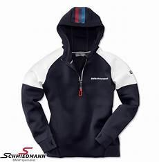 hoodie bmw motorsport blue white 180 s size xl