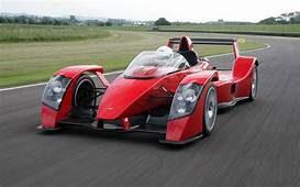 British Caparo T1 Supercar To Ride Again As Evo
