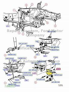 ford f 350 front strut diagram new oem lh front leaf mounting bracket 03 04 ford f250 f350 sd excursion 118 26 picclick