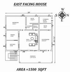 vastu east facing house plan perfect 100 house plans as per vastu shastra civilengi