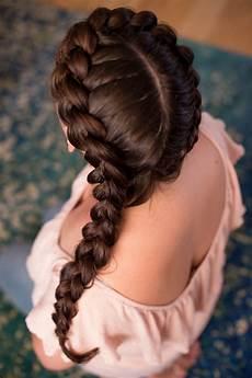 crown braids cute hairstyles