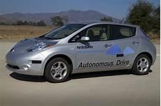 nissan autonomous car 2020 nissan says will sell realistically priced autonomous