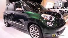 Fiat 500l Lounge - 2015 fiat 500l lounge exterior and interior walkaround