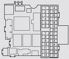 honda s2000 fuse box diagram honda s2000 2002 2005 fuse box diagram auto genius