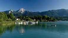 Holidays At Lake Faak Summer Holidays In Carinthia