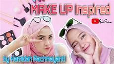 Tutorial Make Up Ala Hamidah Rachmayanti