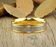 handmade gold wedding bands couple rings titanium anniversary rings rings