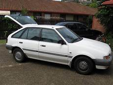 how to sell used cars 1989 ford laser on board diagnostic system 1989 used ford laser automatic gl hatchback car sales coolangatta qld excellent 1 800