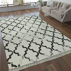 teppich muster flachgewebe teppich marokkanisches muster teppichcenter24