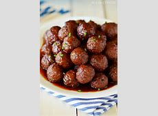 sweety and sour meatballs_image