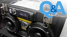 Car Audio Home Theater How To Use Car Stereo System