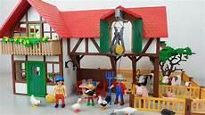 Playmobil Malvorlagen Bauernhof Playmobil Bauernhof 6120 Auspacken Seratus1 K 252 He Schweine