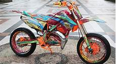 Rx King 2008 Modifikasi by Yamaha Rx King 2008 Supermoto This Is My Style