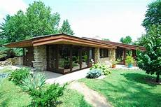 midcentury house inspired by frank lloyd wright asks 325k curbed