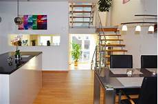 Split Level Bauweise - ein reihenhaus in split level konstruktion