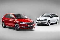 skoda up skoda announces trim line up for revised fabia car