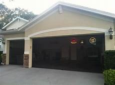 9 7 Garage Doors by Garage Screen Door 9 Wide X 7 High Free Pulley System