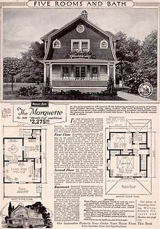 sears and roebuck house plans why using gambrel roof on your traditional house or barn