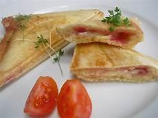 Sandwich Toast Rezepte - sandwich nach hausmannsrezept f 252 r den sandwichtoaster