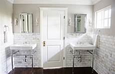 gray walls contemporary bathroom benjamin revere pewter white gold design