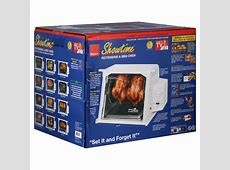 Ronco ST3001WHGEN Showtime Rotisserie & BBQ Oven, 1 oven