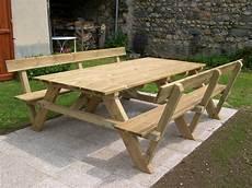 Construction D Une Table Pique Nique Asv850
