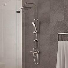 dusche komplett set paulgurkes design regendusche komplett set aufputz mit