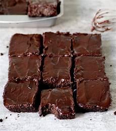 Brownies Ohne Ei - die besten brownies vegan glutenfrei schokoladig