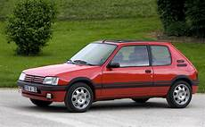Peugeot 205 Gti Crowned Quot The Greatest Hatch
