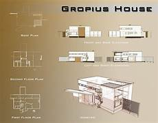 gropius house plan gropius house bauhaus pinterest bauhaus arch and