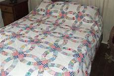 amish wedding ring quilt double wedding ring quilt for sale wedding ring quilt pinterest